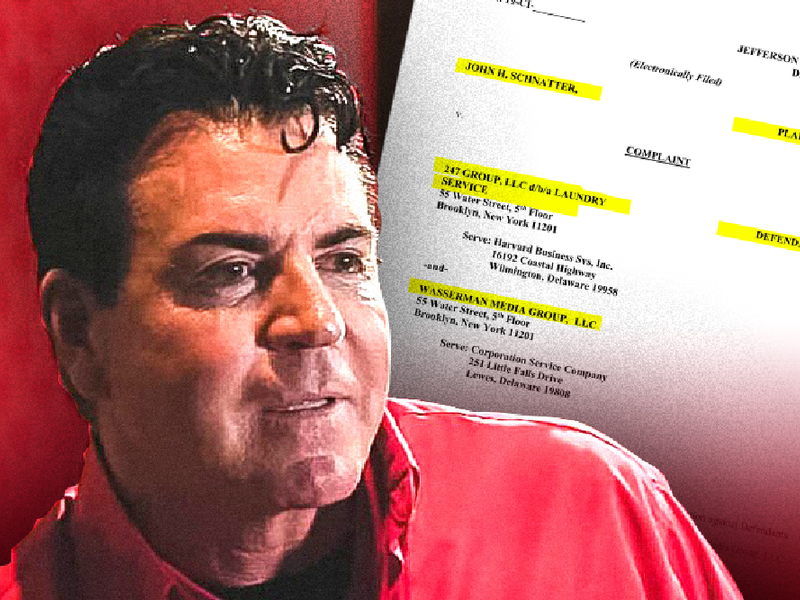 Papa John's founder sues agency Laundry Service after fallout over a racial slur