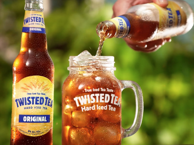 Boston Beer sends Twisted Tea to Martin Agency