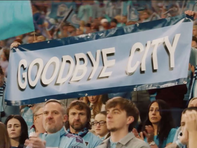 This end of football marks the end of something even more vital in this sobering film