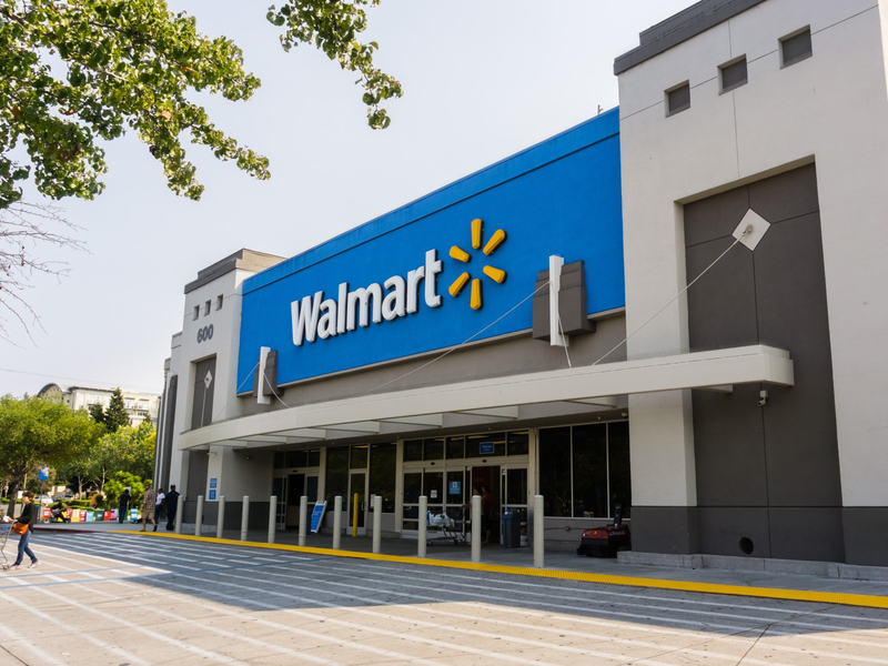 Walmart leverages offline data in its latest bid to take on Amazon