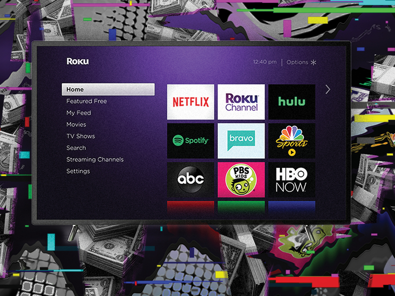 Header bidding heads to connected TV