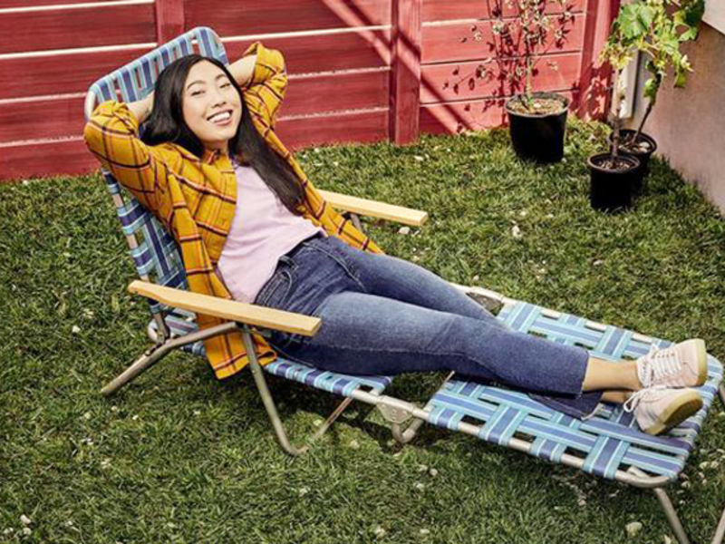 Awkwafina will take over New York City's 7 subway line for a week to promote Comedy Central show