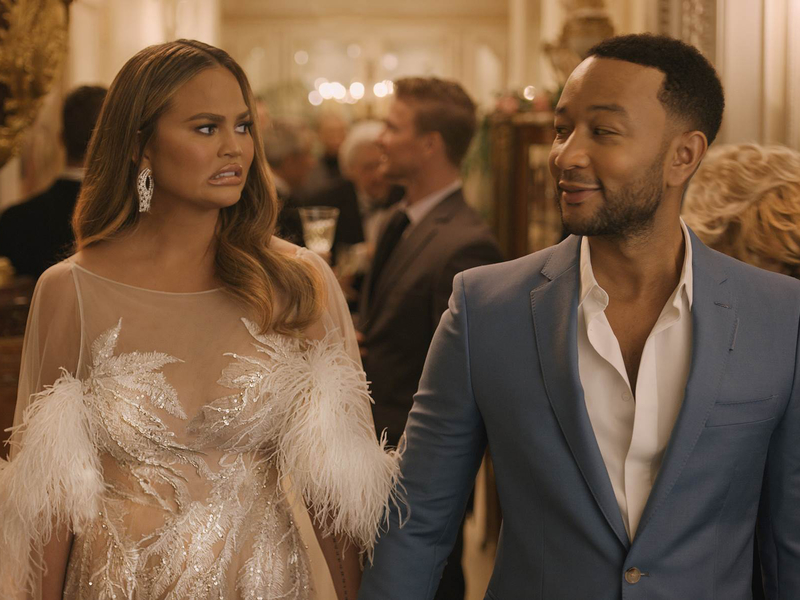 Hyundai-owned Genesis taps Chrissy Teigen and John Legend for its first Super Bowl ad
