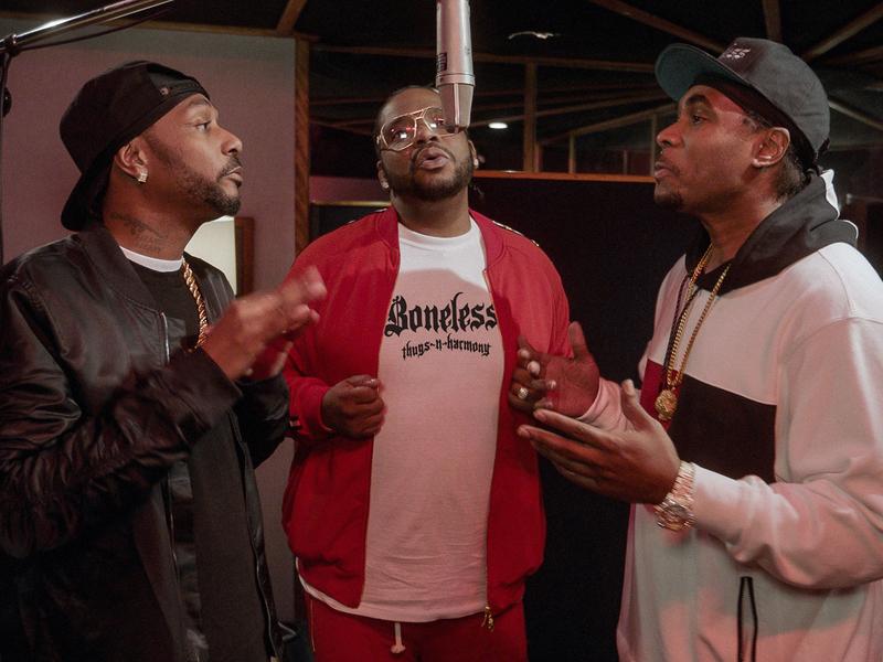Bone Thugs-N-Harmony goes 'Boneless' to promote Buffalo Wild Wings