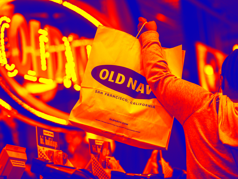 More agency churn at Old Navy and there