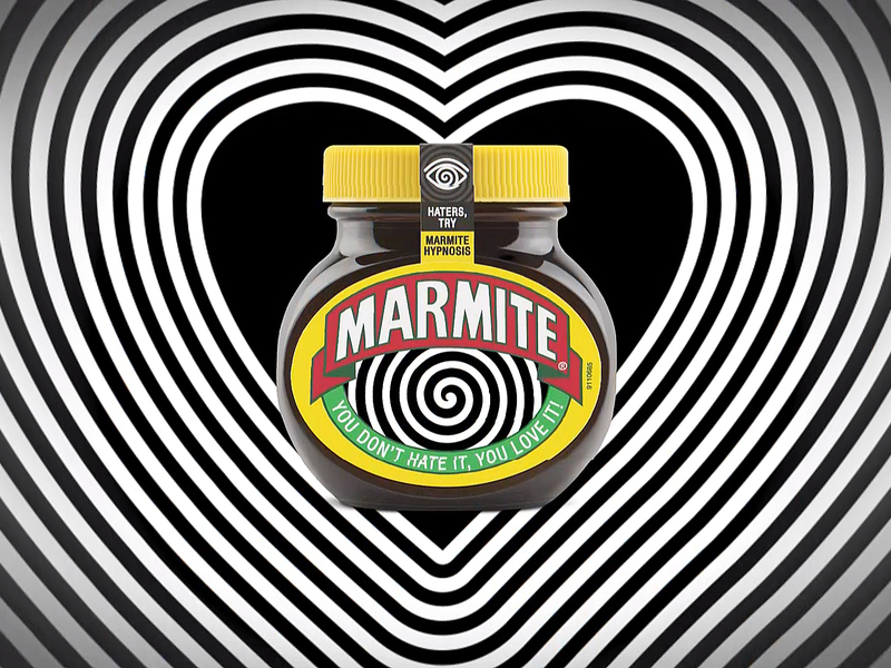 Marmite is now hacking other brands' ads in its 'Mind Control' campaign