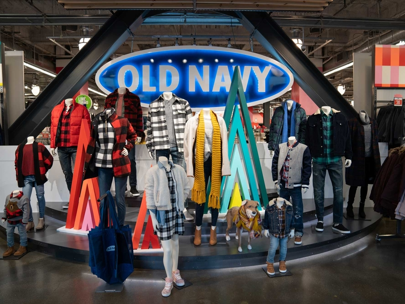 Old Navy taps the Martin Agency as creative agency partner | Ad Age