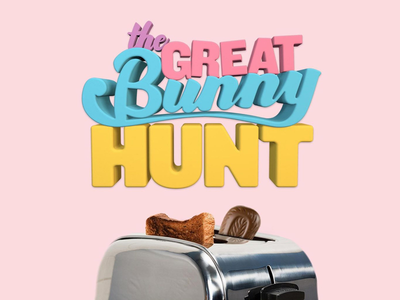 Russell Stover adapts to social distancing for Easter with an Instagram bunny hunt |