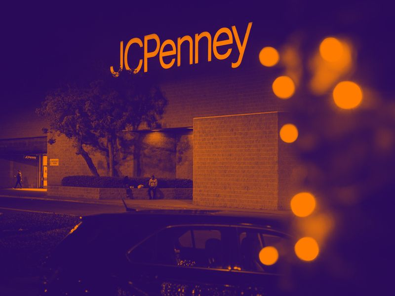 JC Penney files for bankruptcy after years of decline