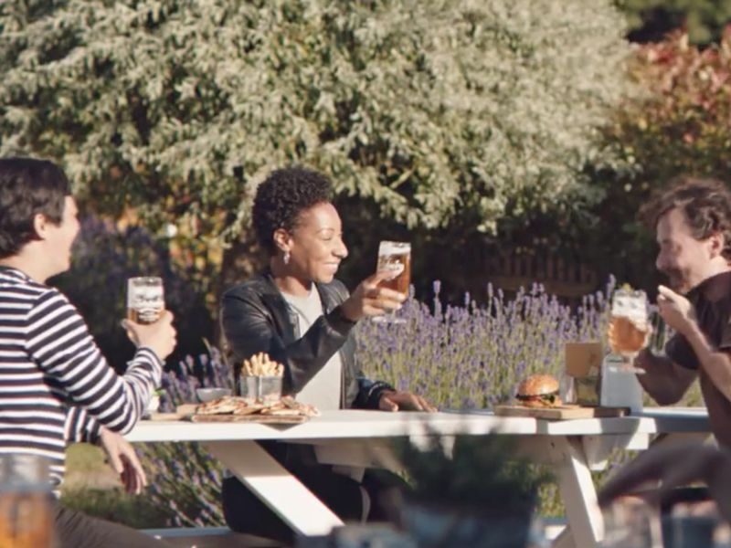 Carlsberg welcomes Brits back to the pub on reopening weekend