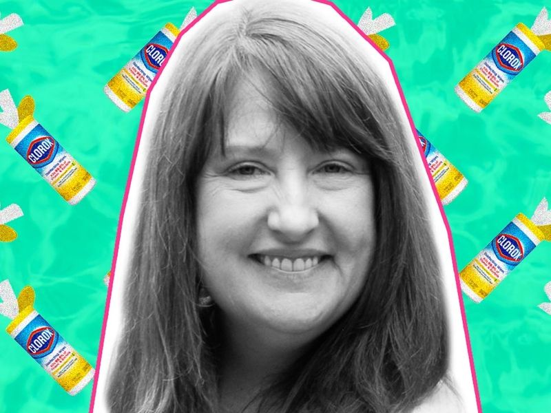 5 questions with Clorox CMO Stacey Grier