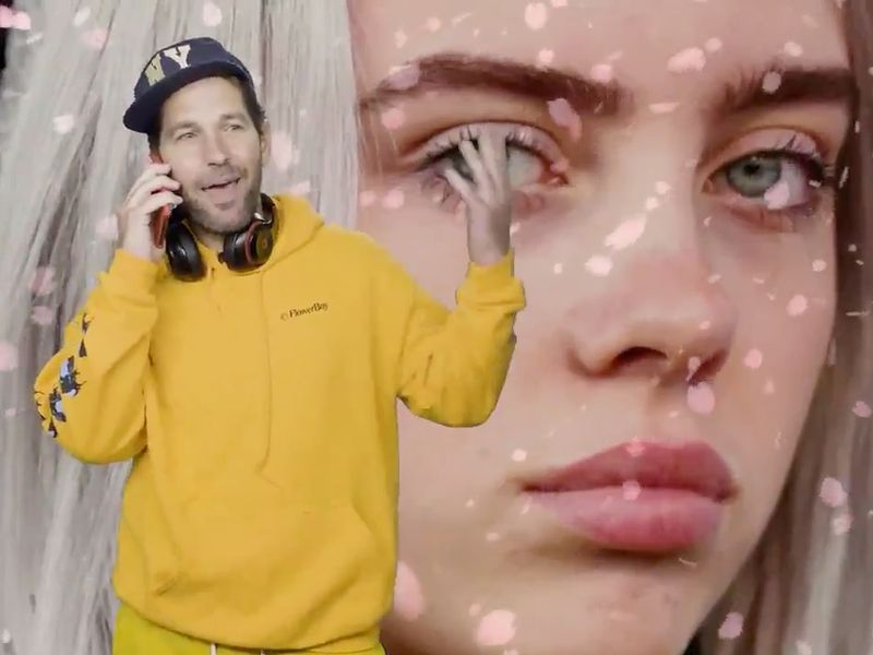 Paul Rudd the 'millennial' wants you to wear a mask