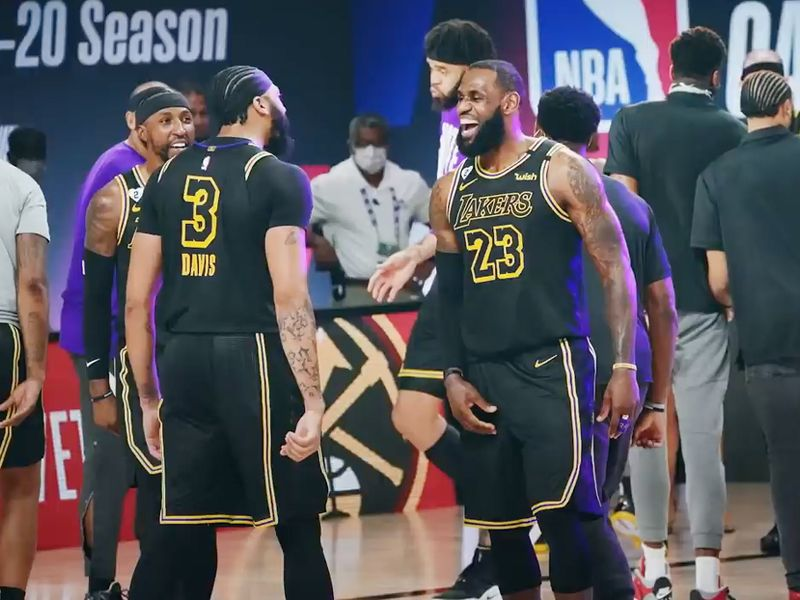 Nike Celebrates Lakers 17th Nba Championship With Bittersweet Ad Of Loss And Triumph Ad Age