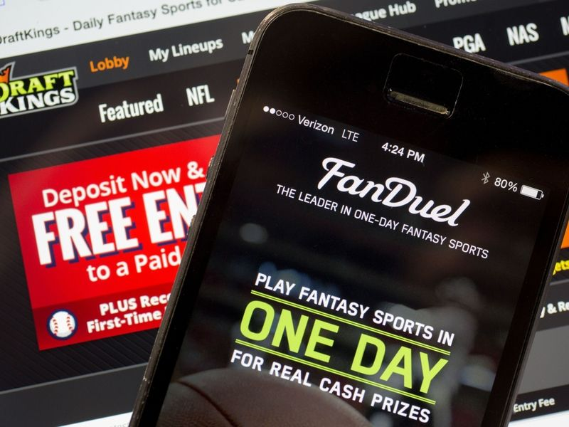 adage.com - Watch live at 12:30 p.m. EST: FanDuel's CMO on how brands can get into sports betting