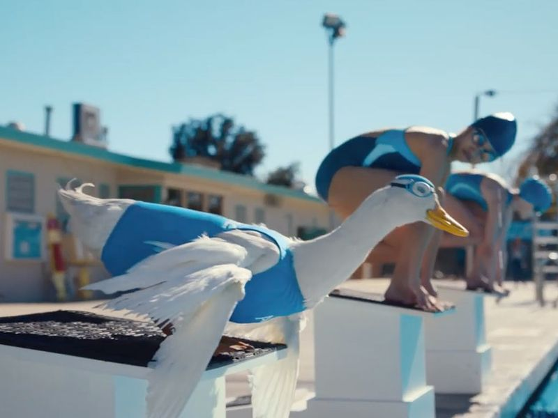Watch the newest commercials on TV from Healthy Choice, Aflac, Planet Fitness and more