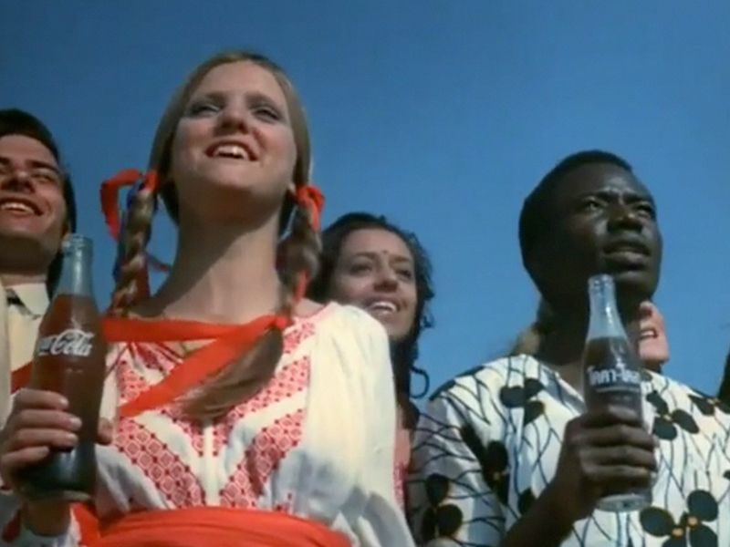 A look back at Coke and Pepsi Super Bowl hits, from 'Hilltop' to 'Chimps'