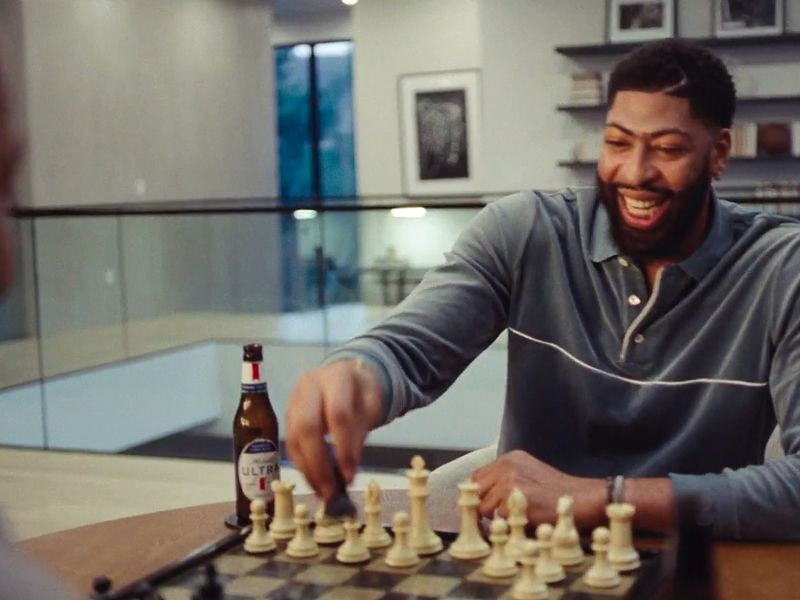 Watch Michelob Ultra's Super Bowl ad with Serena Williams, Anthony Davis and other sports stars