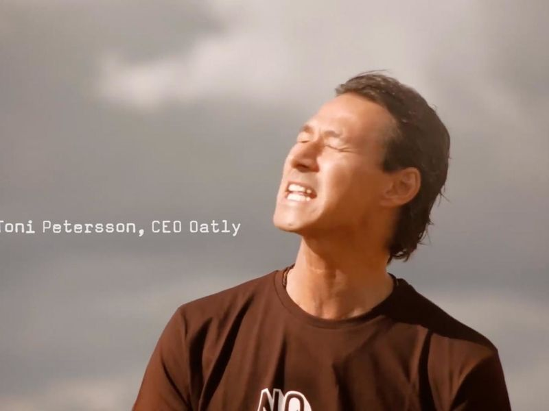 See Oatly bring a 2014 ad banned in Sweden to the U.S. for its Super Bowl debut - AdAge.com