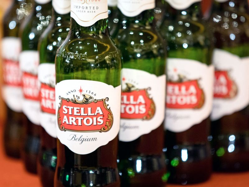 Stella Artois loses 'import' status as Anheuser-Busch moves production to U.S.