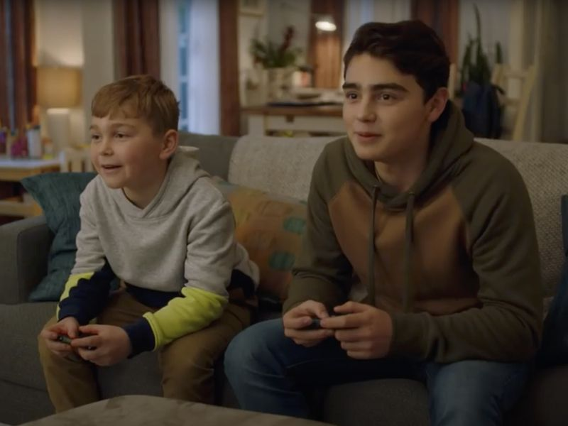 Watch the newest commercials on TV from Nintendo, Open Spaces, Square and more