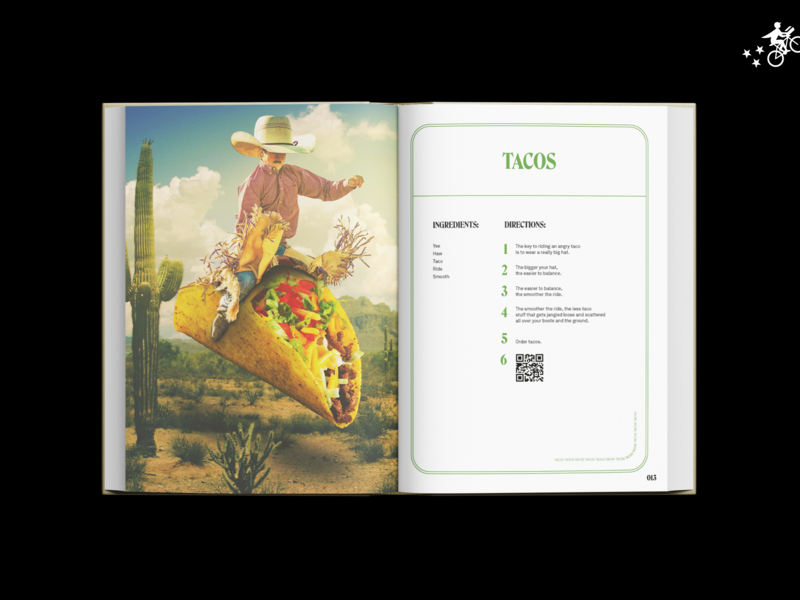 Postmates made a cookbook that doesn