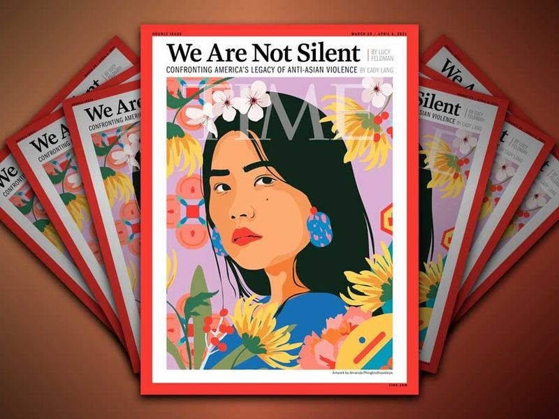 adage.com: Time's stunning cover confronts the anti-Asian violence plaguing the country
