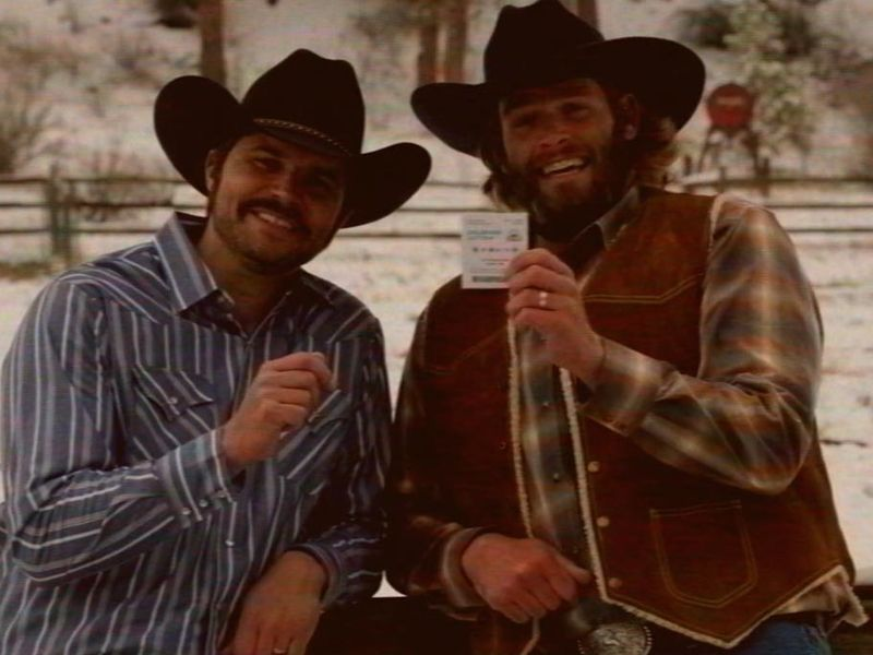 Colorado Lottery pays homage to its home state in comedic ads that channel the Marlboro Man | Ad Age