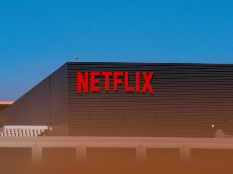 Netflix slides the most in three months after tepid forecast