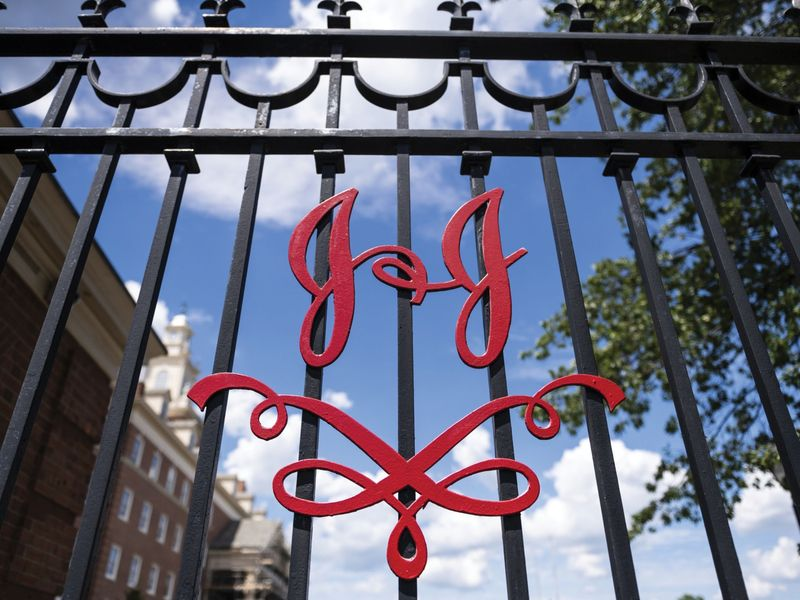 J&J raises annual forecast as quarter beats expectations