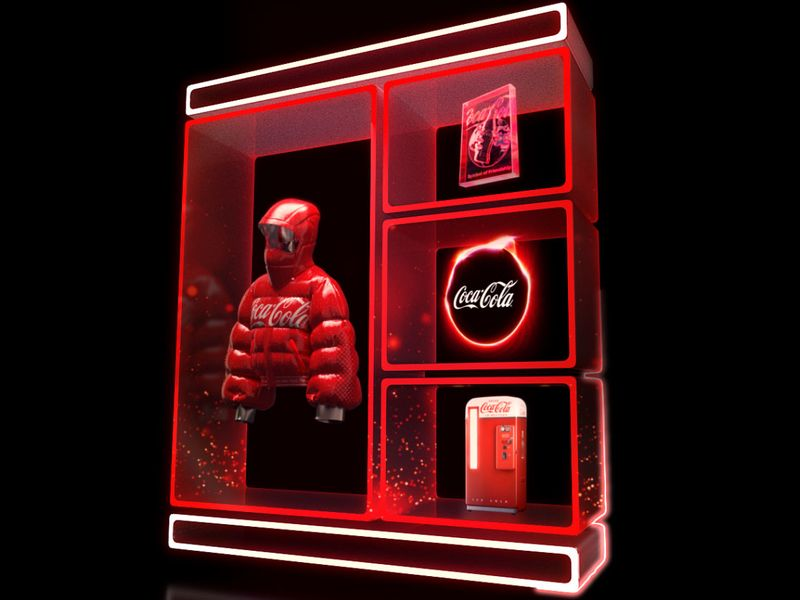 Why classic brands like Coke are trying NFTs  | Ad Age