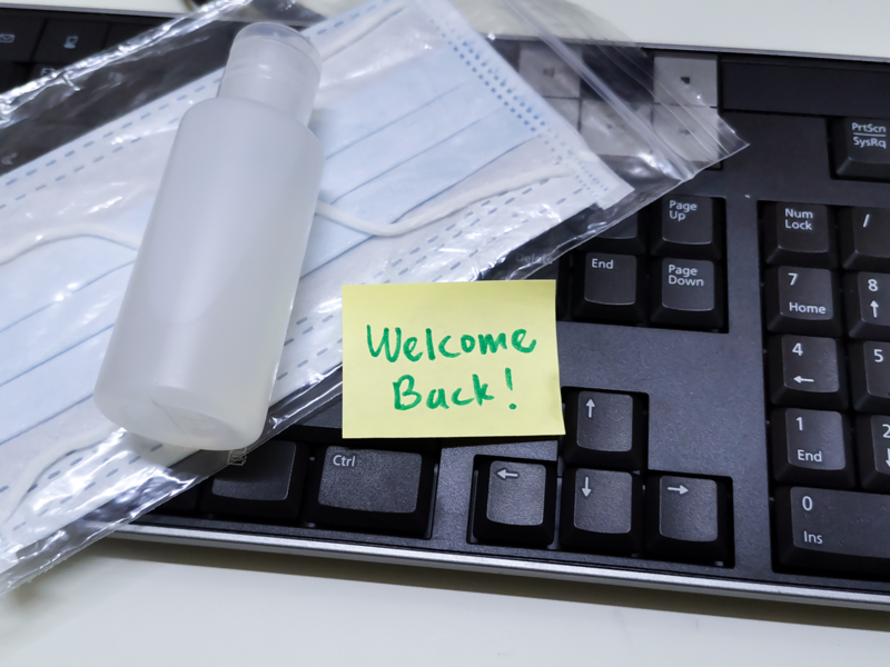 Why return-to-office plans should be up to employee teams   Ad Age