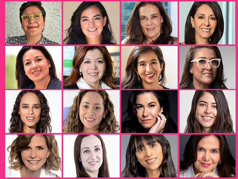 Introducing Leading Women Mexico's class of 2021