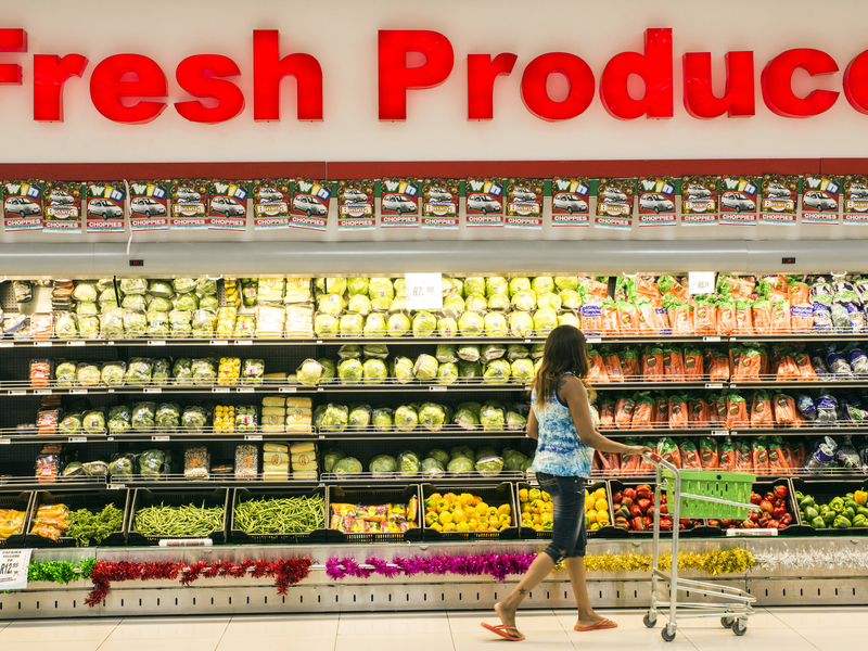 When it comes to marketing healthy food, it