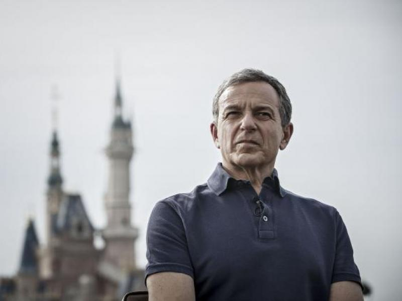 Disney cuts Bob Iger's future compensation by $13.5 million a year