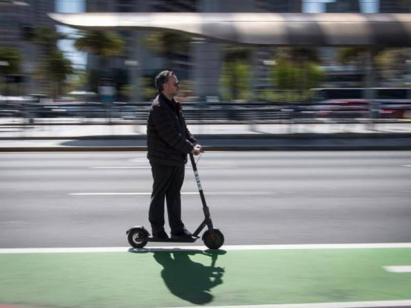 Bird CEO explains why his electric-scooter startup needed $300 million