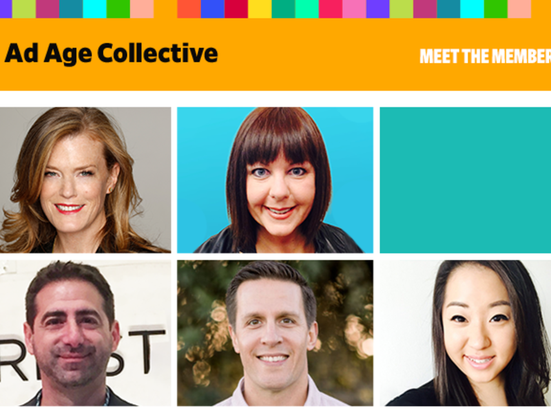 Meet the marketing executives of Ad Age Collective