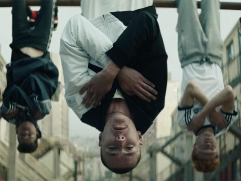 Adidas Bests Nike for Entertainment Lions Music Grand Prix