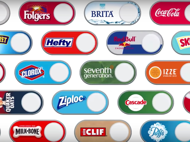 Goodbye to Amazon Dash buttons (did we ever really need them?): Friday Wake-Up Call