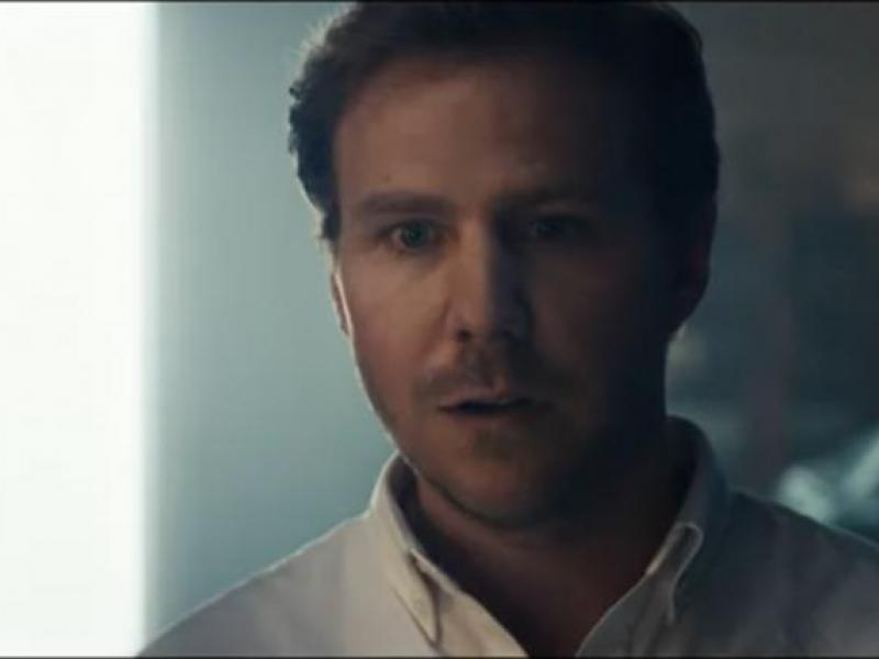 9ceae11c89 Audi s Super Bowl ad depicts a man having a vision while choking