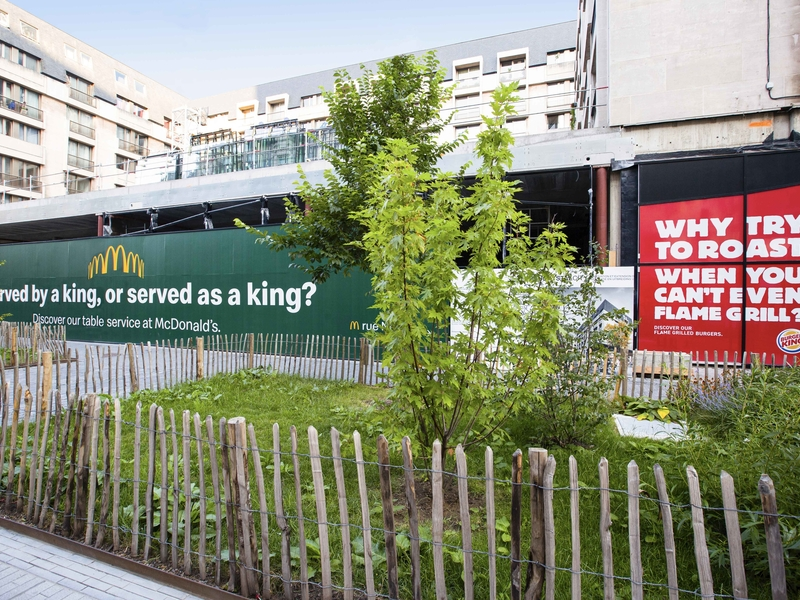 Burger King bites back at McDonald's for its outdoor trolling