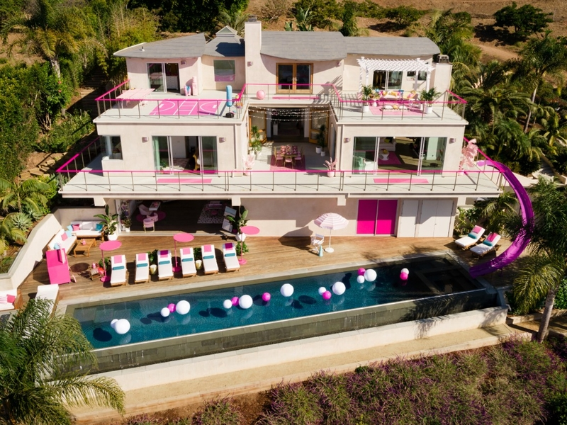 Airbnb rents out a Barbie Dreamhouse in (of course) Malibu: Friday Wake-Up Call