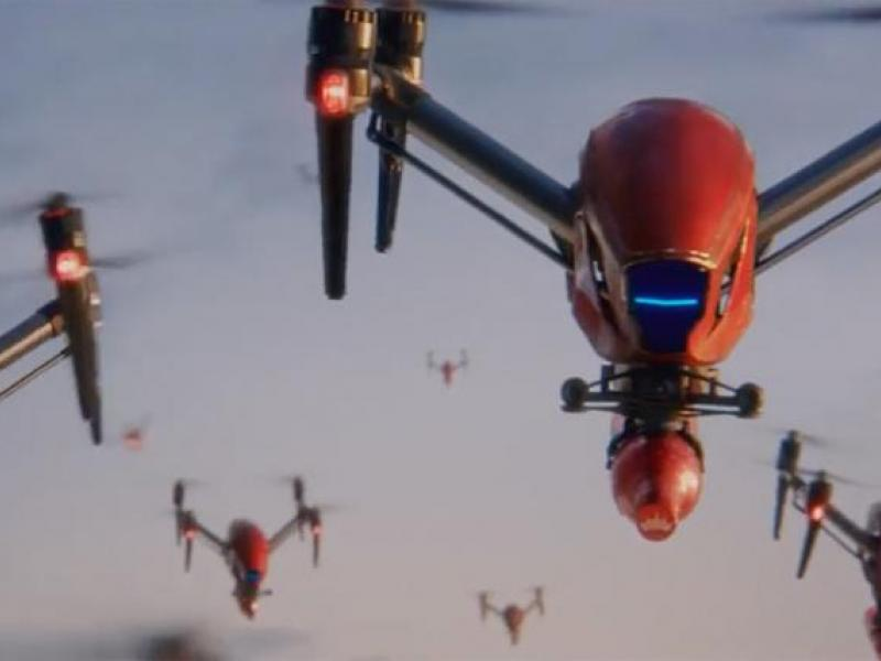 Budweiser's World Cup campaign is full of drones and high-tech beer