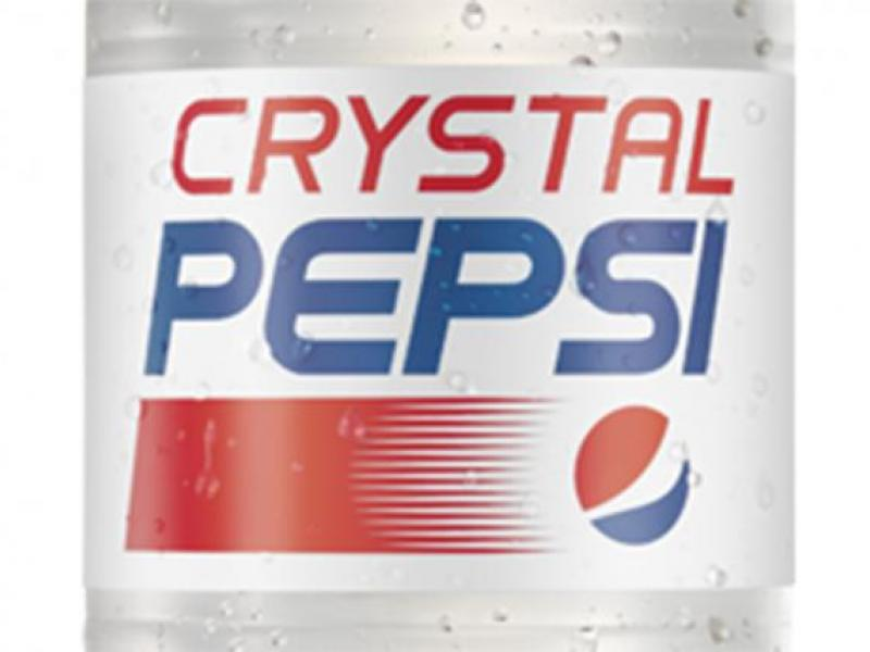 Crystal Pepsi Is Coming Back to Stores Nationwide | AdAge