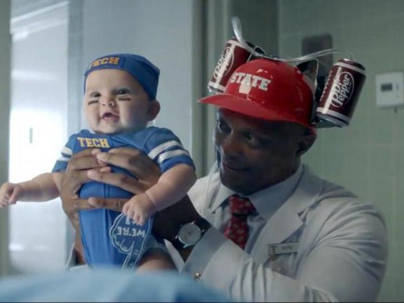 dr pepper commercial cast