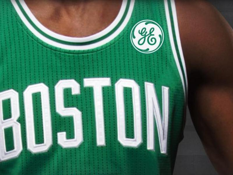 21915909ca4 GE Pays Boston Celtics Over  7 Million a Year for Ads on Jerseys