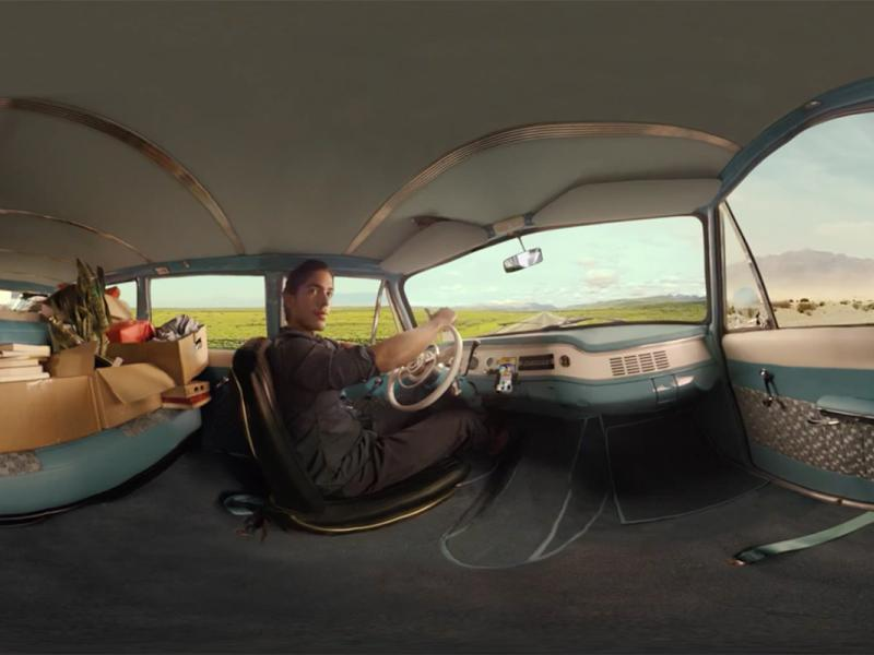 This 360-Degree Video Works Sort of Like VR Without the