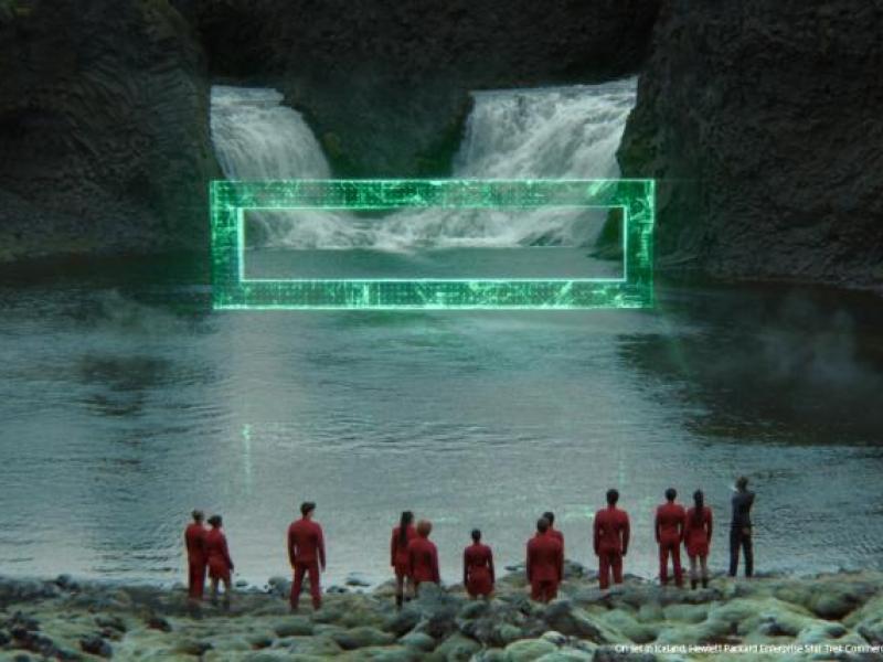 HPE, Paramount Team Up to Take Technology to 'Star Trek