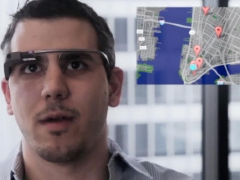 No Hands Needed: Tilt Control Will Let the Physically Disabled (or Drivers) Use Google Glass