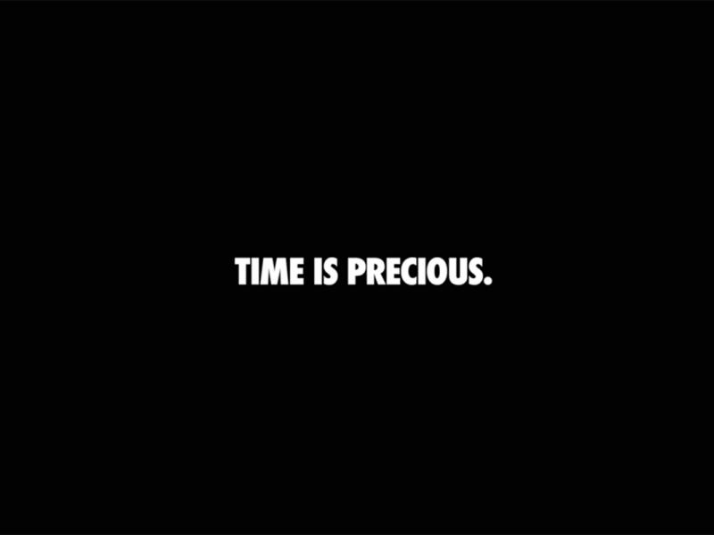 Nike S Super Simple Ad Takes Aim At Smartphone Addicts Ad Age