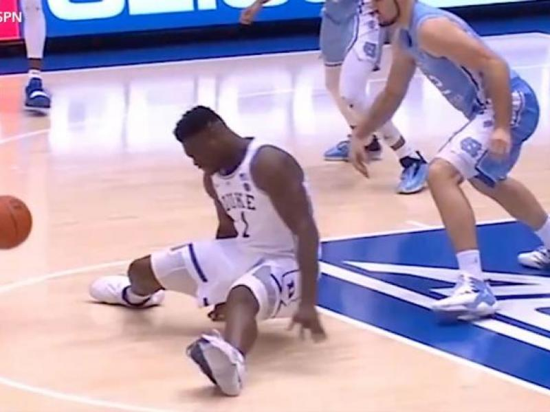 3976e47accb0 Nike hunts for answers after Duke basketball star s shoe splits
